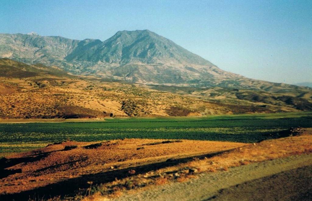 Terre Maroc 1994