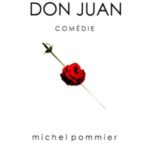 Couverture Don Juan Michel Pommier